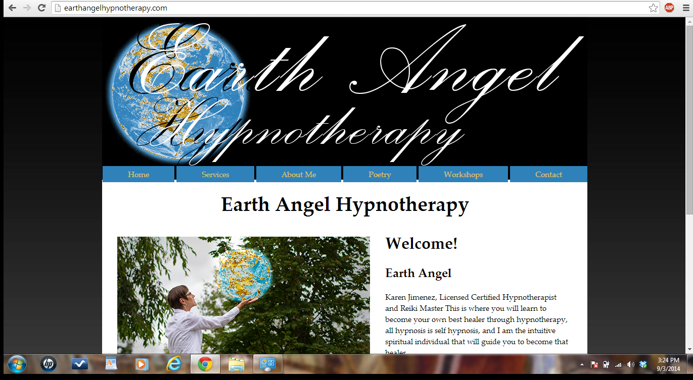Earth Angel Hypnotherapy